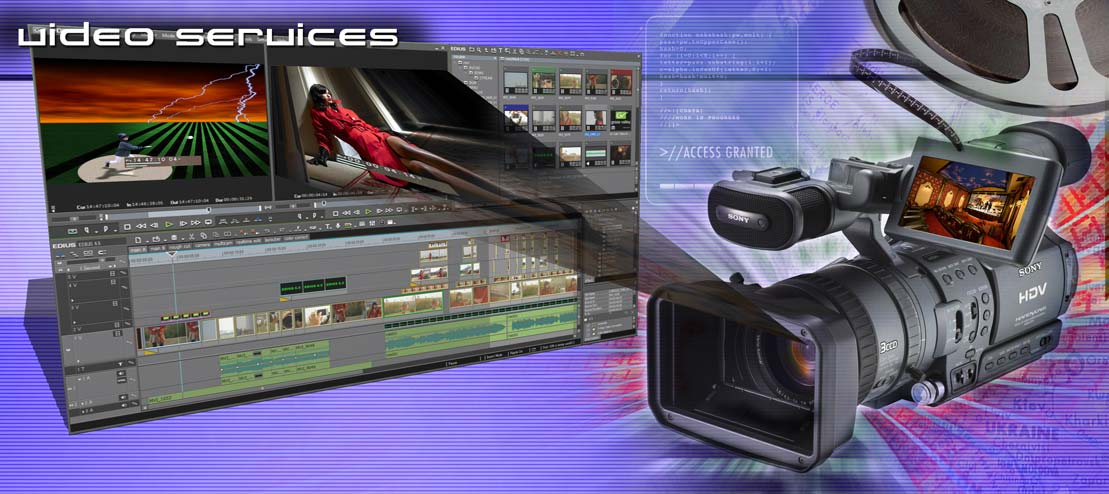 Video Editing | Video Taping | Video Formatting | Video Streaming